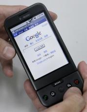 Le téléphone mobile de Google défie l'iPhone et le BlackBerry V_6_il10