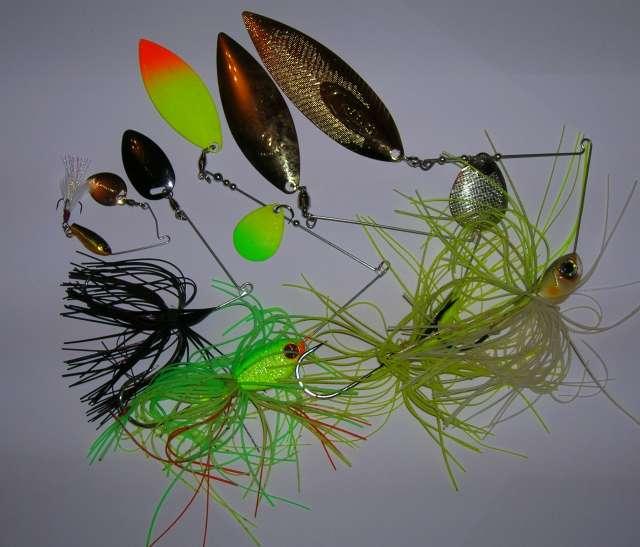 La pêche aux spinnerbaits 11953311