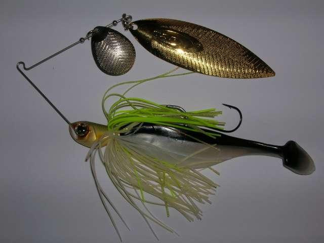La pêche aux spinnerbaits 11953313