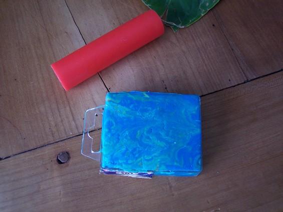 Fabrication du spinner bait 210