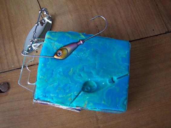 Fabrication du spinner bait 310