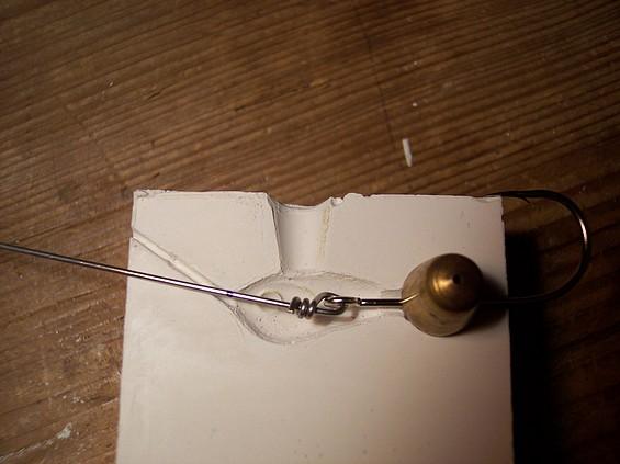 Fabrication du spinner bait 511