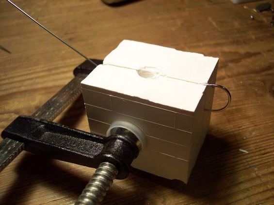 Fabrication du spinner bait 711