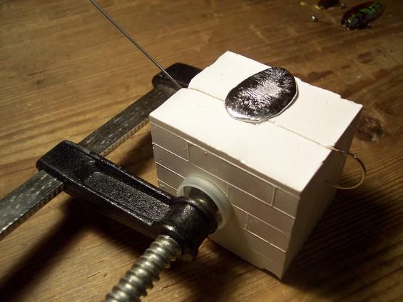 Fabrication du spinner bait 811