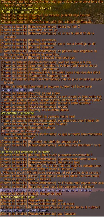 Leçon inaugurale : pourquoi parler Français ? Hahaha10