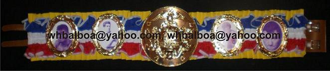 La ceinture de Champion de ROCKY Belt3m11