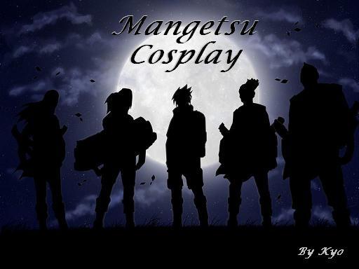 Mangetsu Cosplay
