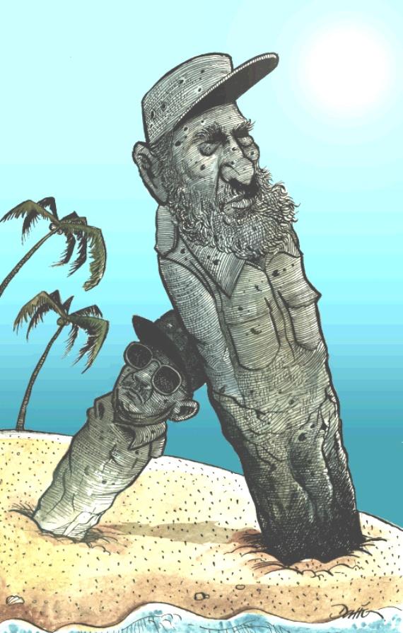 CARICATURAS - CASTRO-CHAVISMO - Página 3 Carifi10