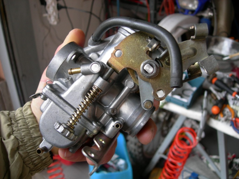 come pulire un carburatore veramente sporco? Dscn6922