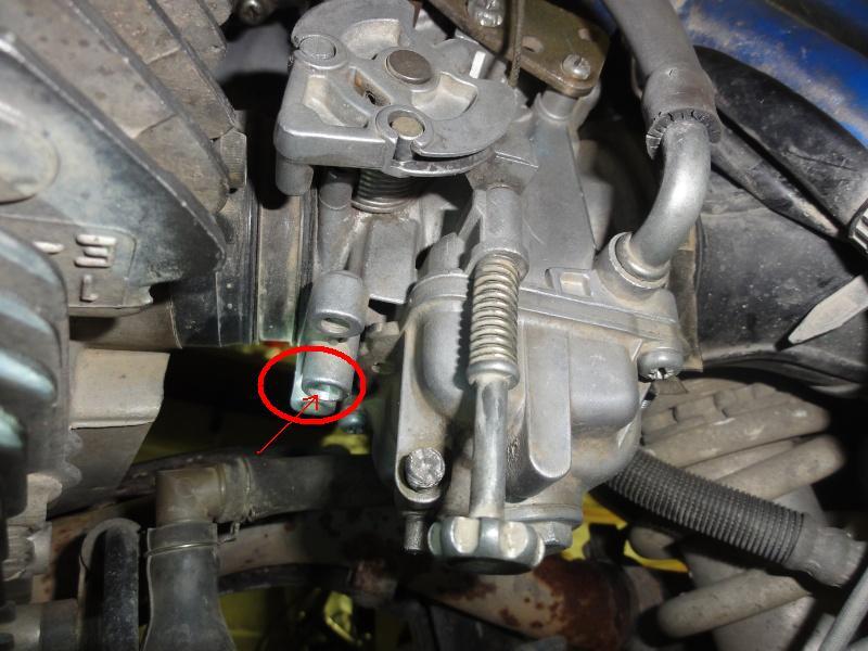 DR fatica ad accendersi - problema carburazione Vitemi11
