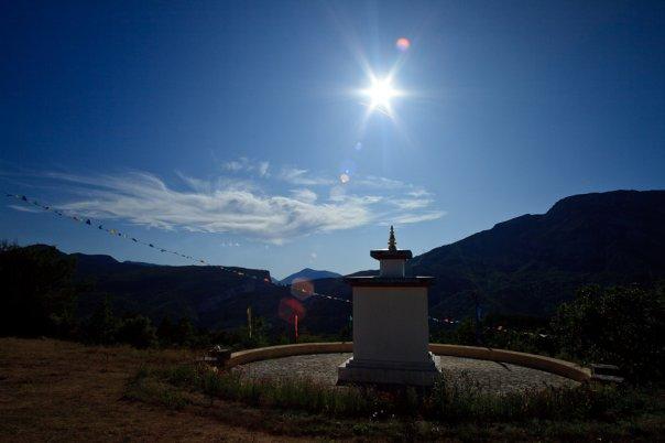 Jetsun Khandro Rinpoché à Nyima Dzong 17966_10