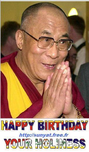 Sa Sainteté le XIVème Dalaï Lama 27016710