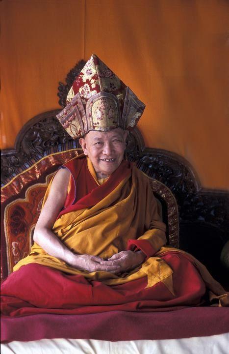 Départ de Kyabjé Trulshik Rinpoché 29852510