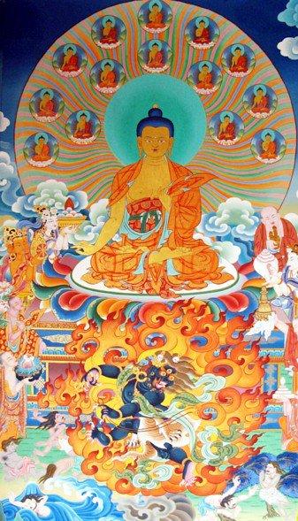 Jour de ROUE important dans le calendrier Bouddhiste - Page 3 42486310