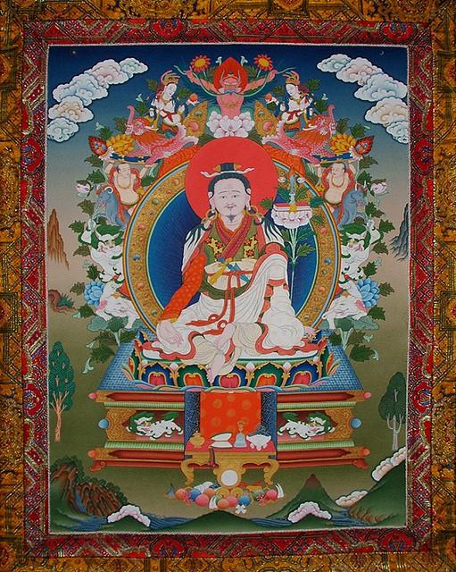 Jigmé Lingpa et Kangyour Rinpoché 54279110