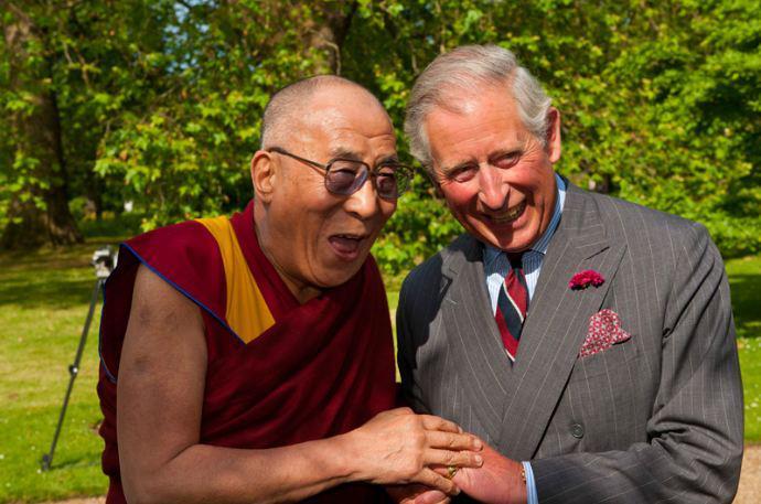 Le Dalaï-Lama au Royaume-Uni 59910010