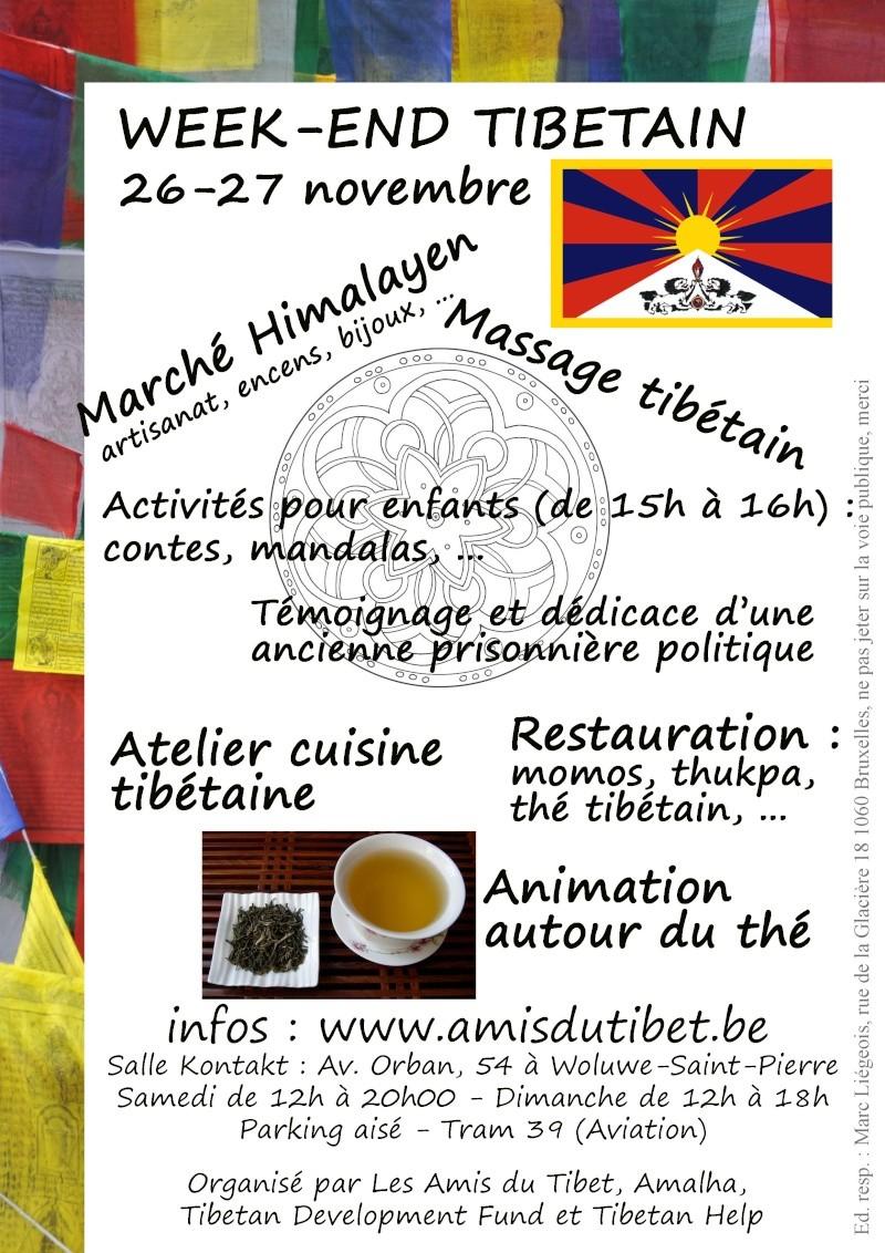 Fête Tibétaine à Bruxelles ( Novembre 2011) Lungta10