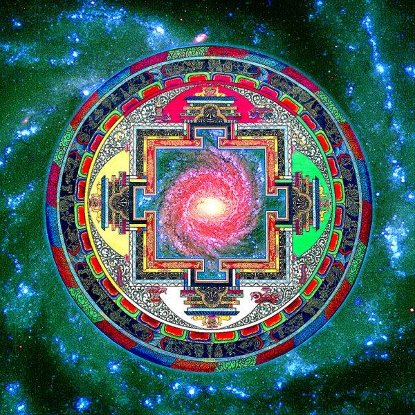 Le Cosmos et le Lotus Mandal10