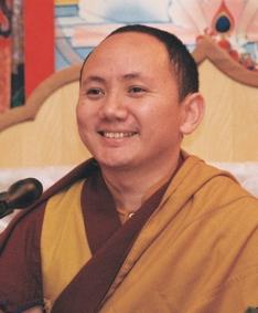 Taklung Matrung Rinpoché à Bruxelles en décembre 2011 Matrul10