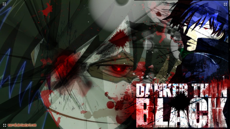 Darker than Black Darker10