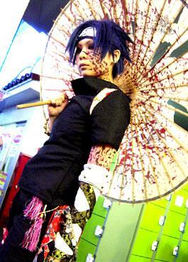 Cosplay Naruto Sasuke10