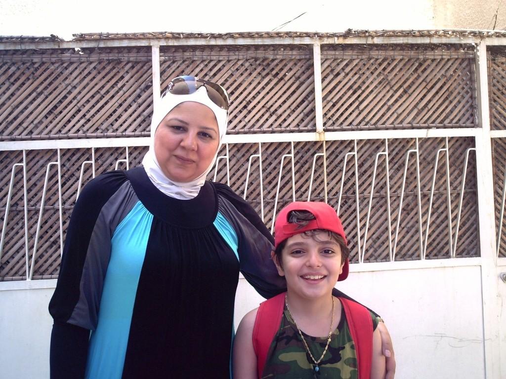 طفل مبدع في سورية الليث شفيق صالح ... لم يجد من يرعى ابداعه لنقول أيضاً لا حياة لمن تنادي بوزارة التربية 4410