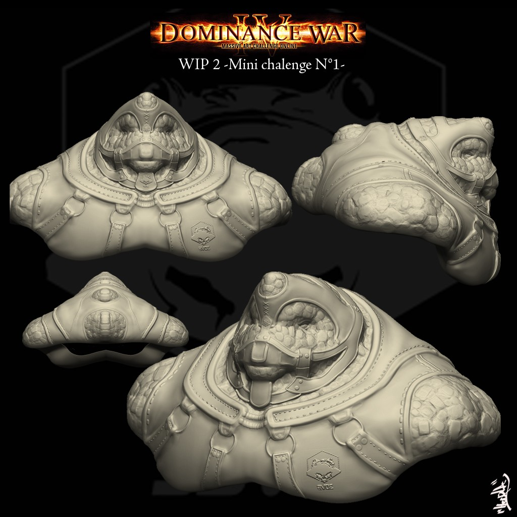 Toujours plus loin avex zbrush - Page 2 Charac11