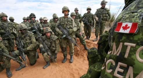 Le Canada envisage d'établir des bases militaires dans les régions les plus instables du monde  Soldat10