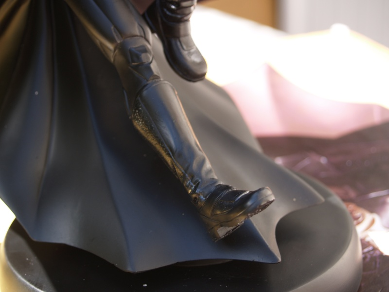 Batman Begins in Flight Statue DC Direct P7290034