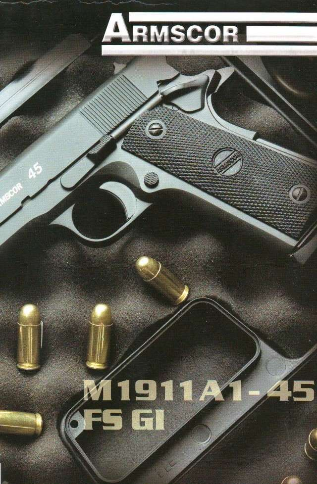 Event : Defense and Sporting Arms Show Armsco11