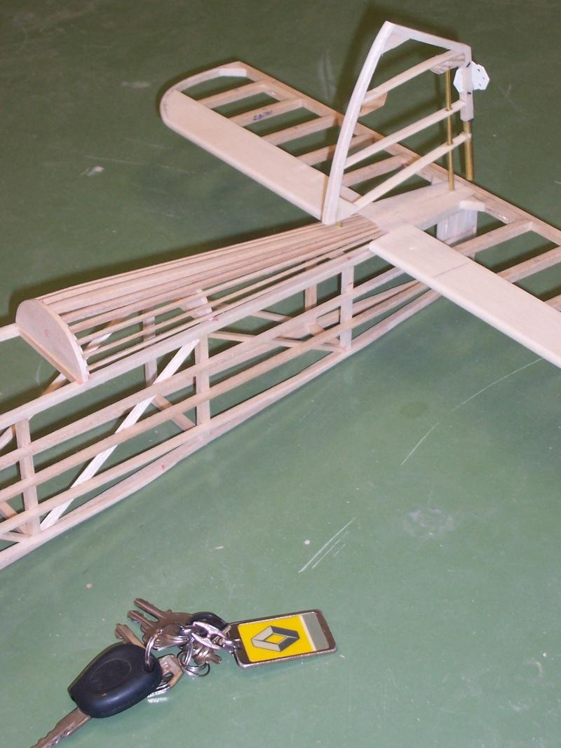 FOTOS SUBIDAS Construcción biplano Hawker Tomtit Constr12