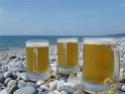 3 blondes au bord de la mer Troisb12