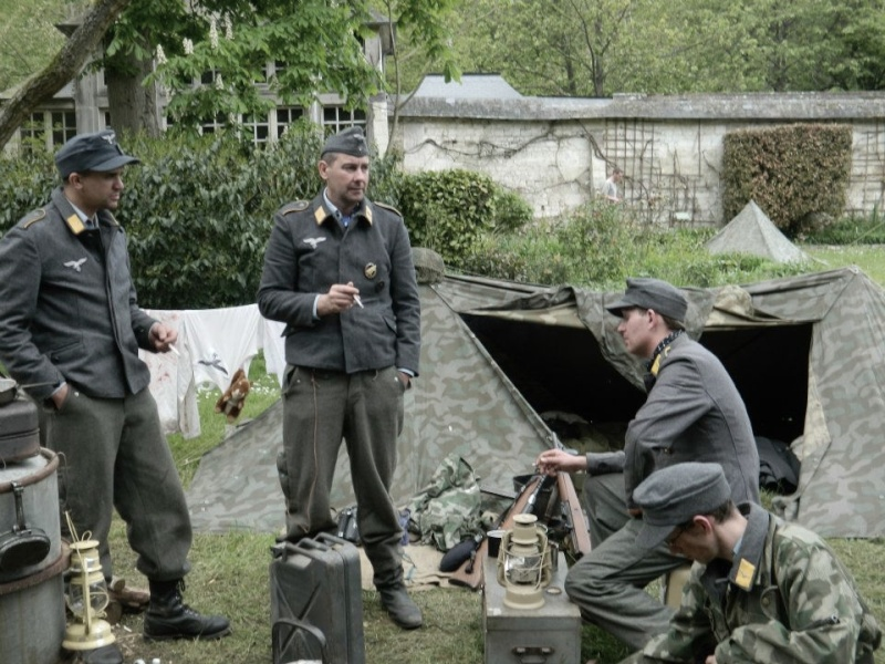 Les Lions de Carentan 1811