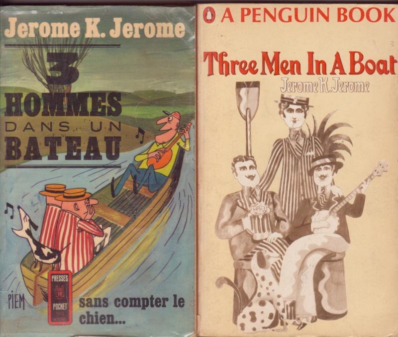 Trois hommes dans un bateau (sans oublier le chien...) de Jerome K Jerome 00126