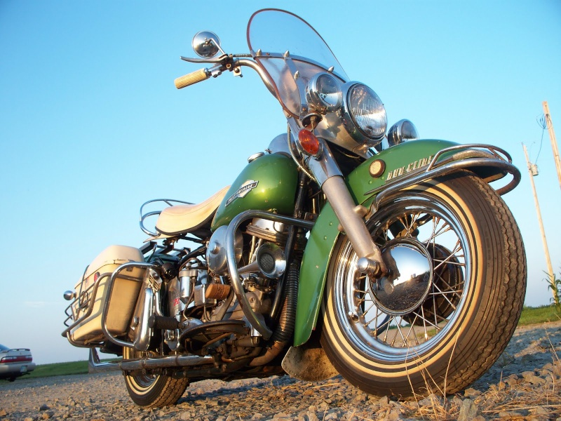 Les vieilles Harley......... (ante 84) - Page 39 100_4911