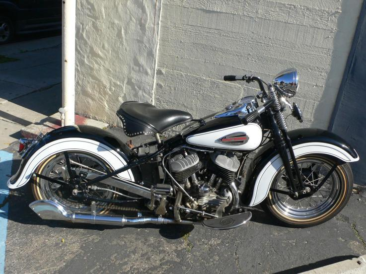 Les vieilles Harley....(ante 84)..... - Page 5 Beauti10