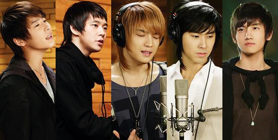 Penyanyi solo or group Korea pilihan korg.. Tvxq-410