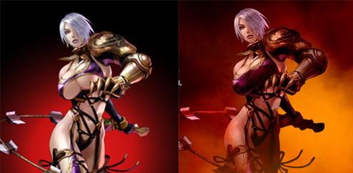 Soulcalibur IV est-il censuré ? Ivy10