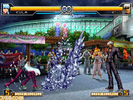 The King of Fighters 2002 Unlimited Match sur Ps2 Kog2k212