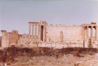 1ère LIAISON AERIENNE SYRIE-LIBAN SOMALIE FRANCAISE Baal_010