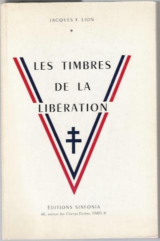 LES TIMBRES DE LA LIBERATION JACQUES F. LION Jacque12