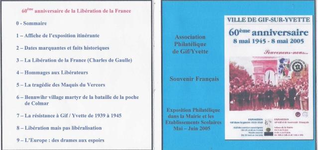 Association philatélique de Gif-sur-Yvette Libera20