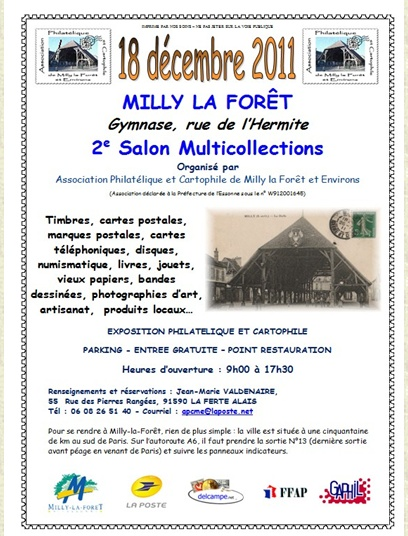 EXPOSITION MULTICOLLECTIONS MILLY LA FORET (91) Milly_10
