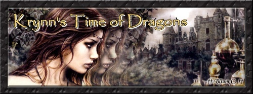Krynn's Time of Dragons