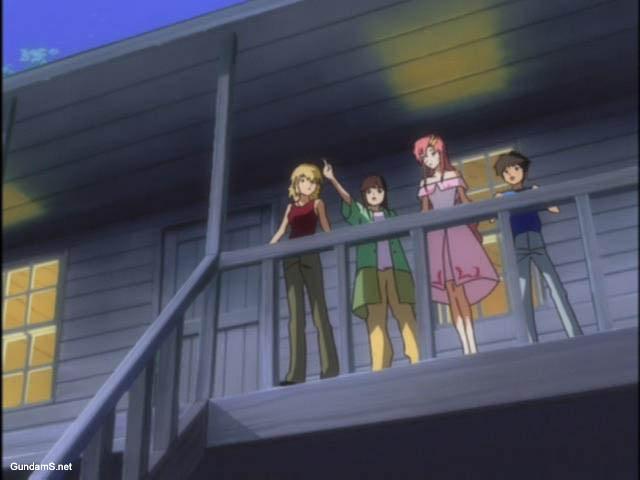[Gundam Seed] [Lacus] [OVA dress] 9711