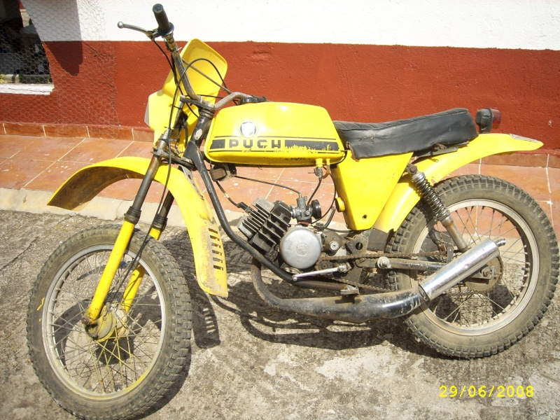 Puch MiniCross MC 50 - No Da Chispa La Bujía Spa51011