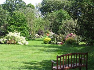 Домът на Алдур Garden10