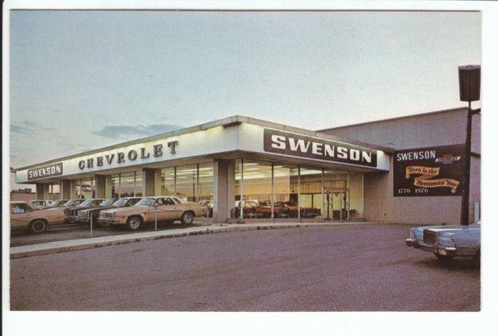 Chevy Dealer 1976 31273810