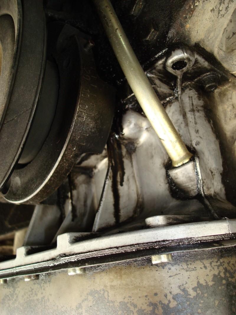 Fuite d'huile sur un 307d Besoin conseil pour réparation Dsc00910