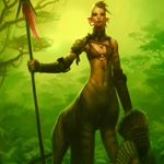 Lapou Ssyear — Centaure/Forestière du roi Humain Lapou_11